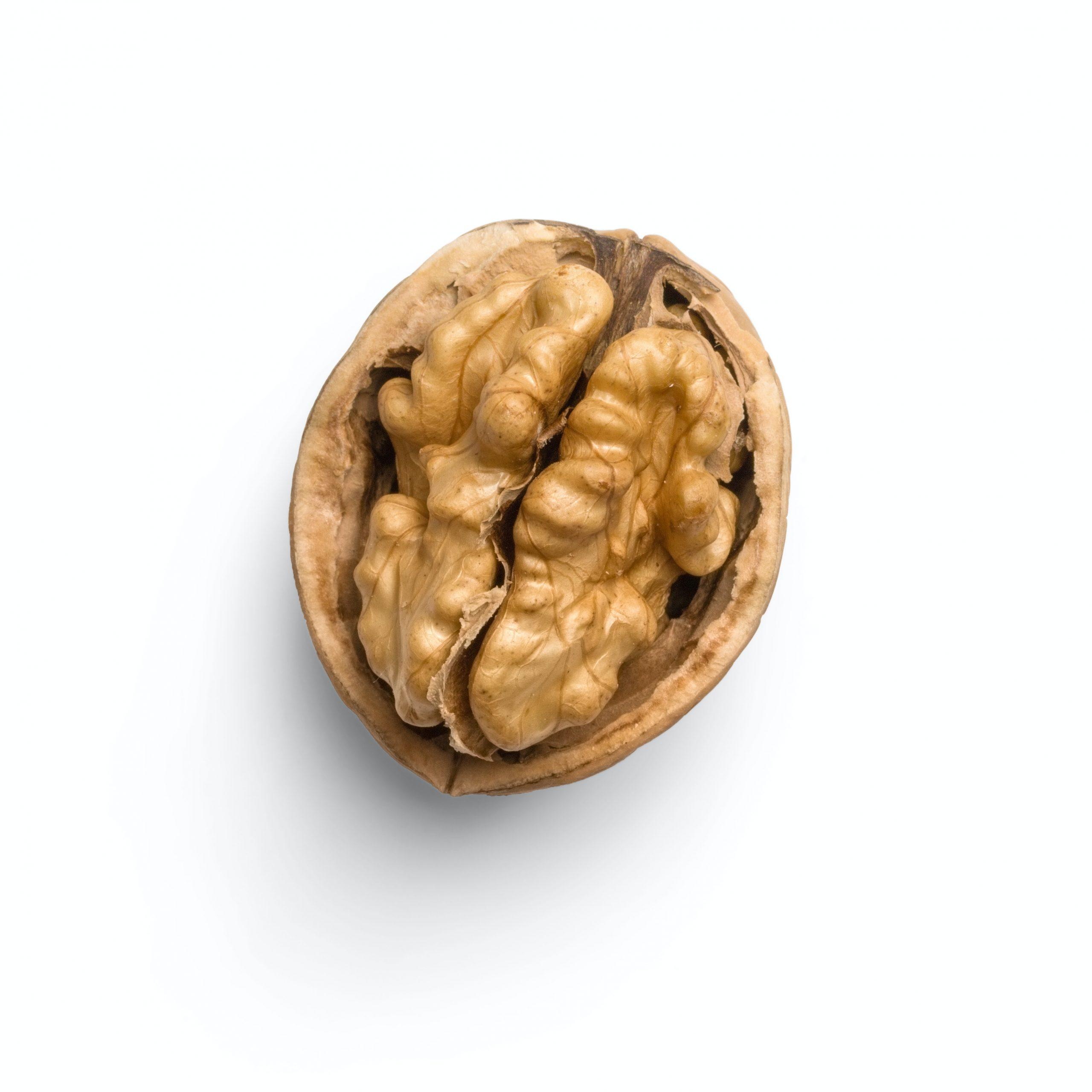 Saksanpähkinä ja ravintoarvot